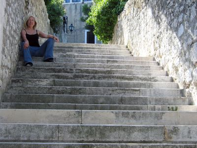 Croatia steps
