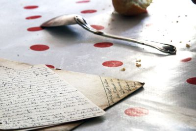 War letters home