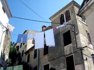 Motovun laundry