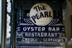 The Pearl Oyster bar