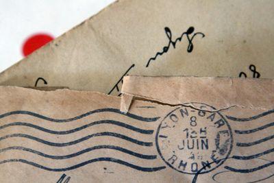 Postmark WWII