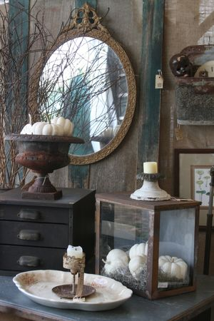 How to use antiques