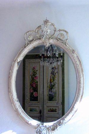 Mirror fleur