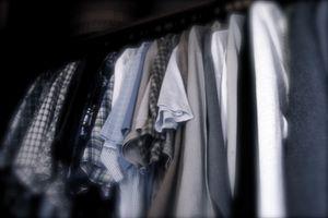 Dad's closet