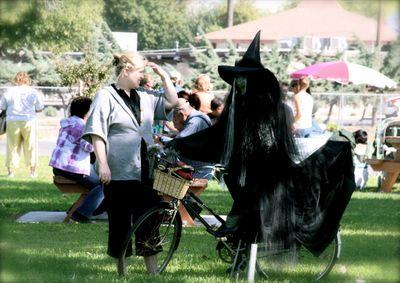 Scare Crow contest