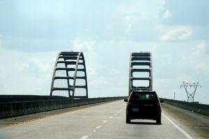 double bridge New Orleans