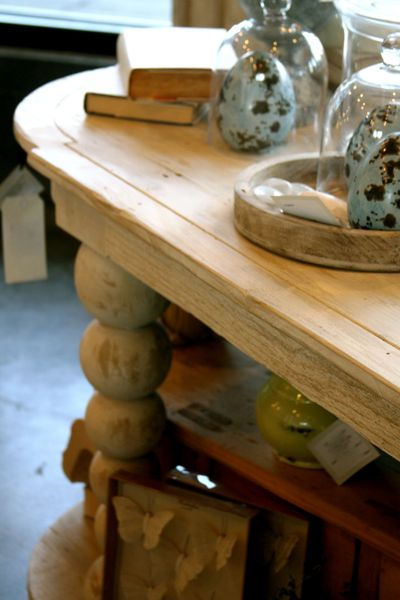 Reproduction styled antiques at Nantucket
