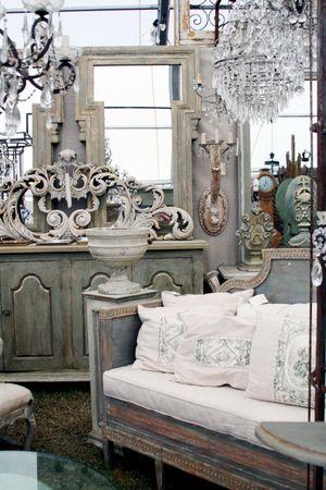 A. Tyner Swedish antiques