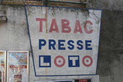 Tabac Presse Loto