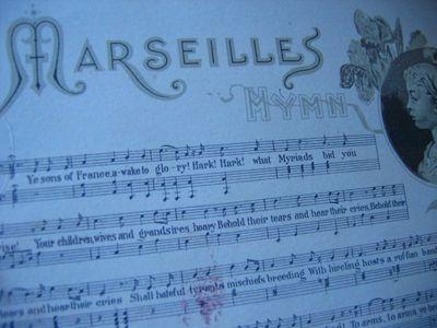 Marseilles Hymn
