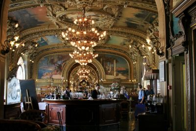 Le Train Bleu main lobby Paris