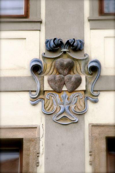 Prague doorway