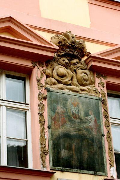 Crown in Prague