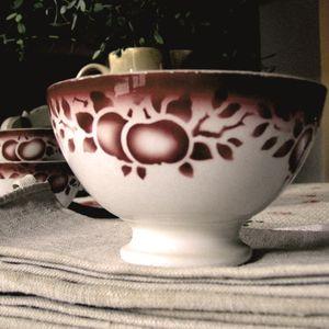 cafe au lait bowl