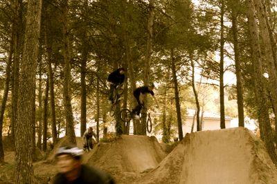 BMX Dirt trails France