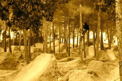 Jumps BMX dirt
