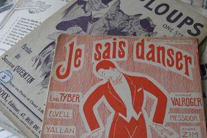 Je sais dancer I know how to dance