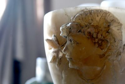Vase face