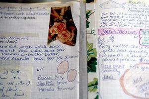 scrapped cookbook