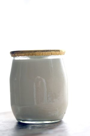 Yogurt-jar