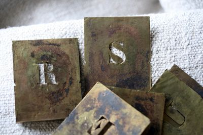 Antique-Stencils