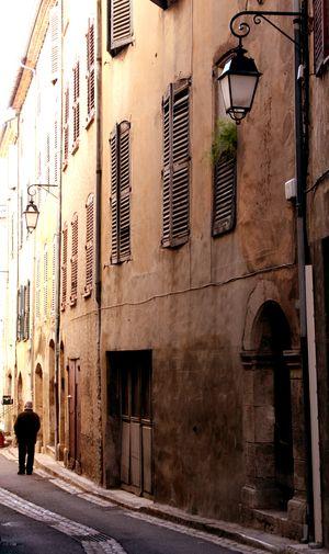 Provencal-street