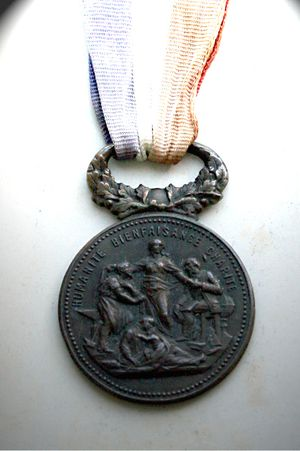 Charity-medal