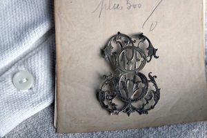 Silver-monogram