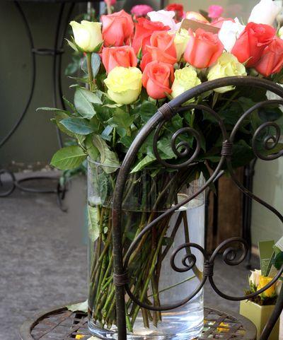 Flowers-in-Paris