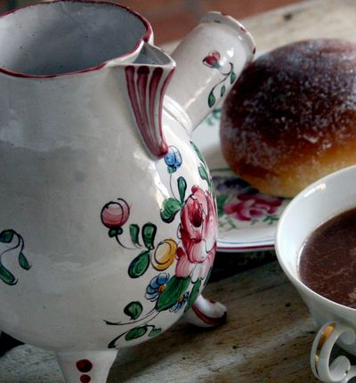 Breakfast-with-chocolate