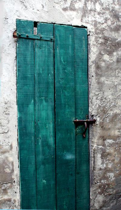French-doorway