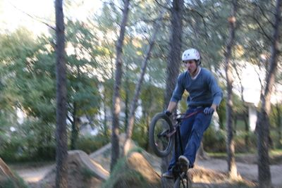 Sacha BMX Dirt trails