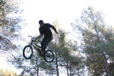 Dirt trails France BMX