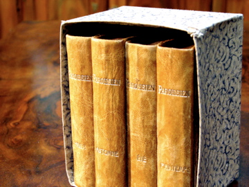 French antique books