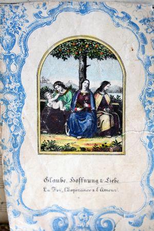 Holy-card