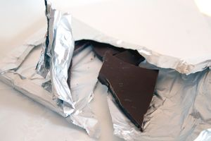 Dessert-chocolate