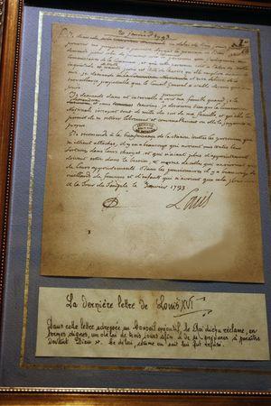 Louis16th-letter