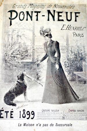 Grand-Magasins Ete 1899