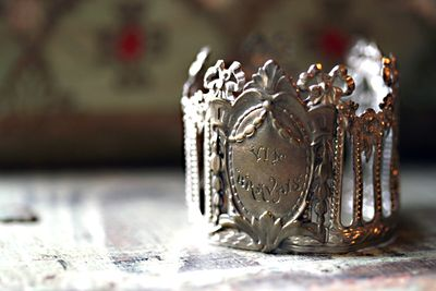 Silver-crown-ring