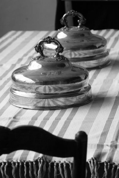 Silver-domes