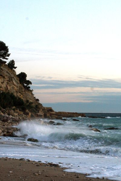 Cassis-coastline