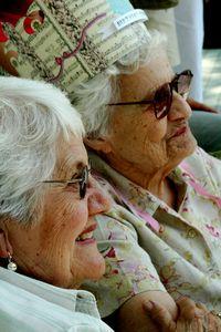Aunt Sara and Aunt Ann
