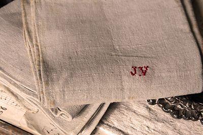 French-linen-napkins