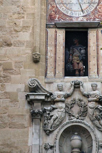 Aix-en-provence-tower