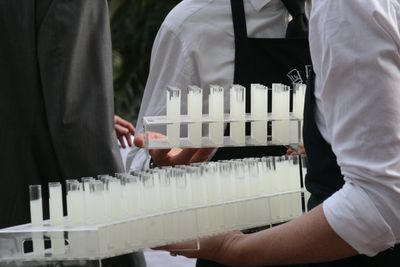 test tube drinks
