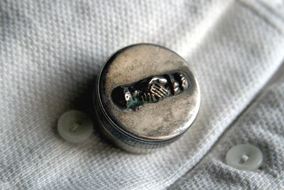 Silver-pill-box