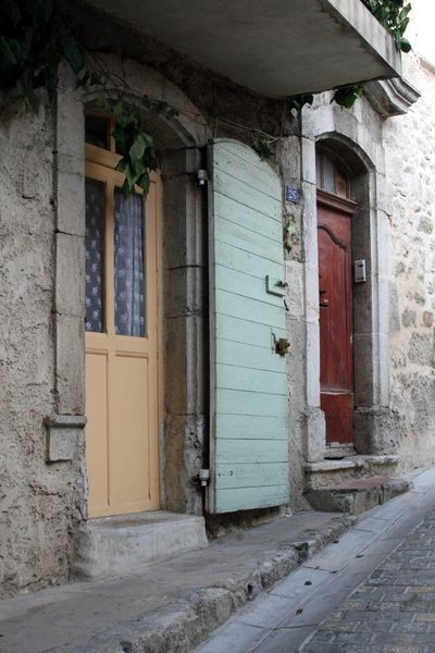 Doorways in france