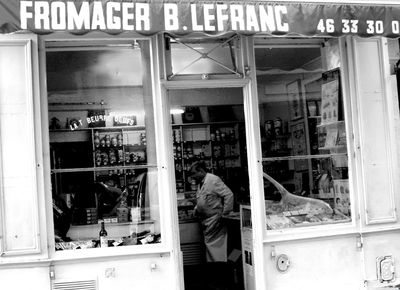 Fromage-shop