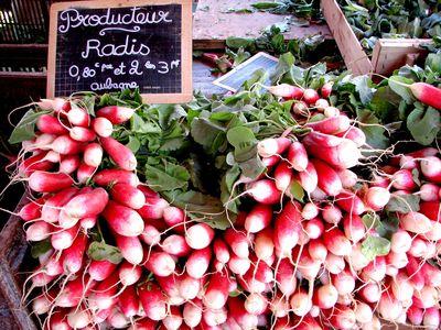 Red-radish
