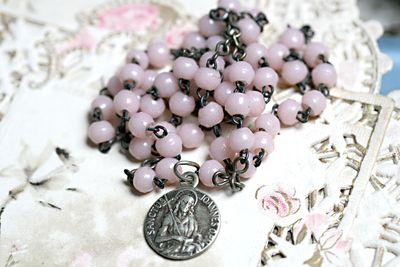Pink-prayer-beads